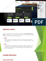 Disen¦âo de clusteres logisticos 2014 - ITQ