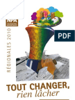 Le programmes des régionales du NPA