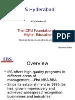IBS Hyderabad