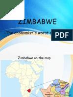 Country Analysis Zimbabwe