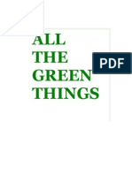 All the Green Things