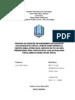 Caso Clinico LA SIFILIS