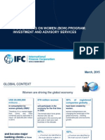 IFC's Banking on Women (BOW) Program