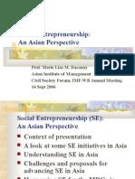 Social Entrepreneurship Concept