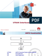 02 UTRAN Interfaces