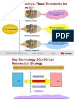 06 2G to 3G Cell Reselection Strategy