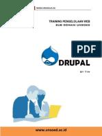 Training Pengelolaan Web