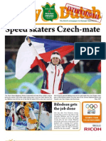 The Daily Dutch International #5 from Vancouver | 02/15/10