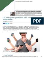 Las 10 mejores aplicaciones para aumentar tu productividad - AndroidPIT.pdf