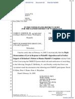 Gordon v. Impulse Marketing Group Inc - Document No. 25