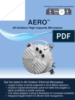 3Roam AERO Datasheet 2011 Q1