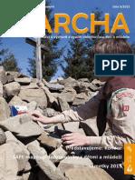 Archa 2015 / 3 - Jaro v dětských spolcích