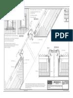 GGL Roof Window, EDW Flashing, Profiled Metal Sheeting