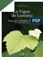 La Vigne de Lumiere - Chico Xavier