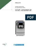 AVT 61 Installation Manual