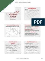 EEEB273 N10- Simplified Opamp x6