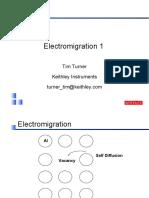 Electromigration 1