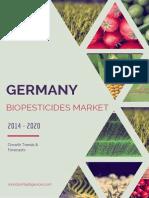 German Biopesticides Market - (2014 - 2019)