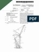 FOLDING Jib US Patent