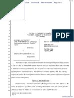 Austin-Nipp et al v. State of Washington et al - Document No. 4