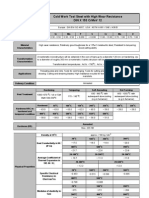 Standards Chemical Composition in % C 0.45