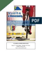 e3 Vuelta Ciclista a Venezuela #Vven15