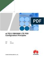ELTE2.2 DBS3900 LTE FDD Configuration Principles