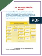 Qué Es Un Organizador Visual