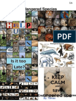 book!!! endangered species