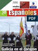 Revista Españoles, número 38 Julio 2009