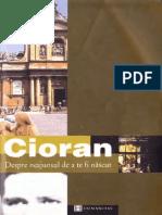 Emil Cioran-Despre neajunsul de a te fi nascut-Humanitas (2002).pdf