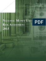National Money Laundering Risk Assessment – 2015 (part 2)
