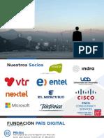 País Digital presentación a Comisión Ciencia y Tecnología Cámara Diputados