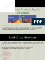 Computer Consulting in Houston