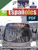 Revista Españoles, número 40 Septiembre 2009