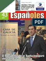 Revista Españoles, número 43 Diciembre 2009