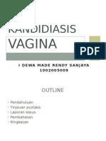 Kandidiasis Vagina