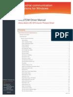 XALSTOM Driver Manual