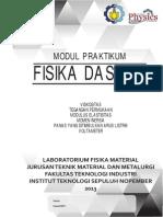 Cover Modul Fisdas II