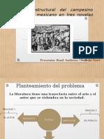El Análisis Estructural Del Campesino Revolucionario Mexicano en Tres Novelas Mexicanas