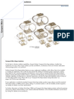 Compact Wire Rope Isolators CR Series