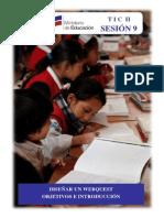 Guía Didáctica Sesión 9xz
