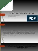 exposicion aportes parafiscales