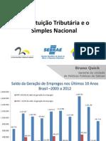 Estudo sobre tributação - BrunoQuick