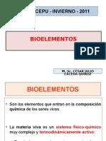 Bioelementos