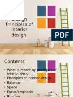 00 Principles And Elements Of Interior Design Shape Symmetry