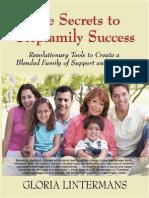 The Secrets to Stepfamily Success - Lintermans, Gloria