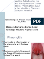 jurnal Faringitis e.c streptokokus grup A