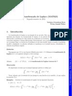 Apunte Teorema Laplace