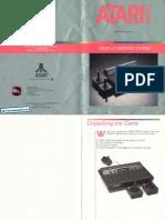 Atari 2600 Manual